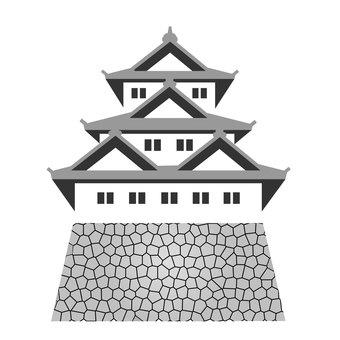 Japanese castle 5
