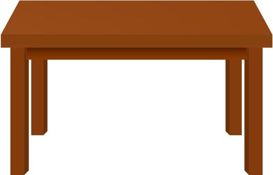 Table · desk (brown)