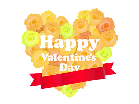 Valentine's Rose Heart 03