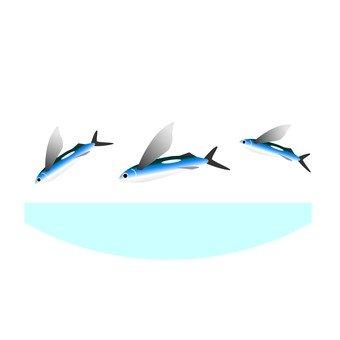 Horde of seagulls