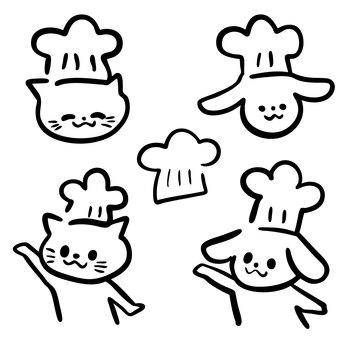 Cute chef set