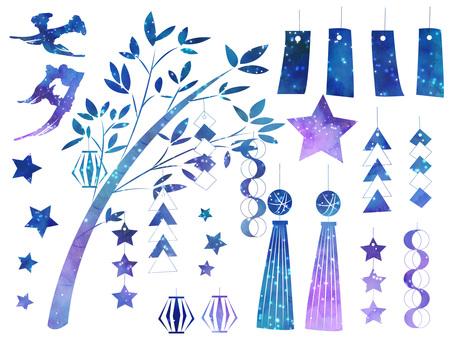 Tanabata set ver 07