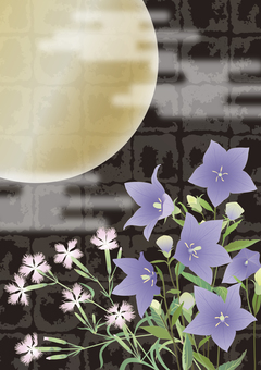 Nikki and Kikyo _ Until the black lacquered lunar moon _ vertical