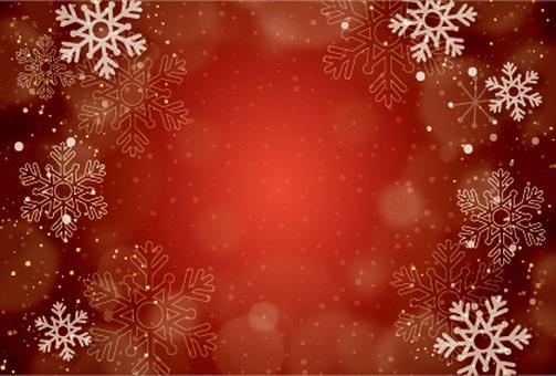 Glittering Christmas Card