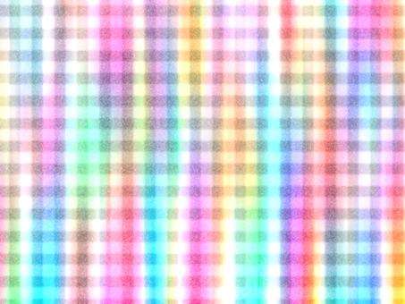Colorful Gingham Check Wallpaper
