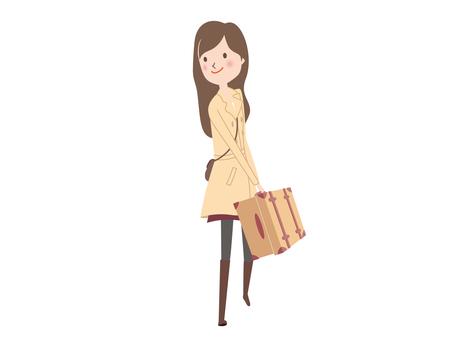 Travel Girl 4
