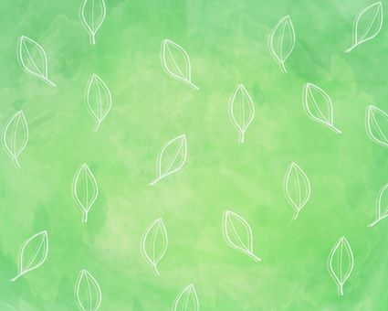 Leaf texture material
