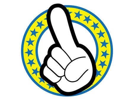 Hand icon 25