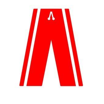 유니폼 _ 빨간색 아래