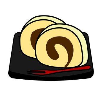 Chestnut tart