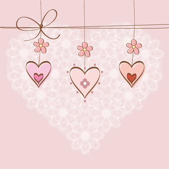 Heart _ Race _ Background