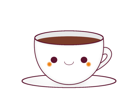 Coffee cup 0002 Illustration
