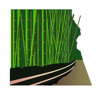 대나무 숲