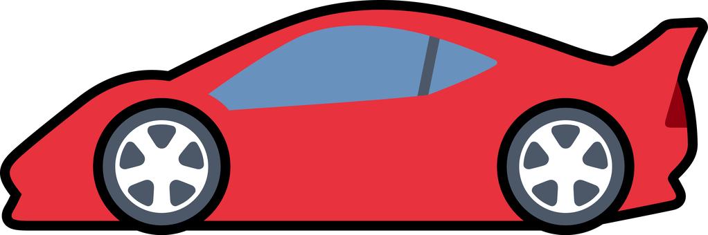 Car sports car
