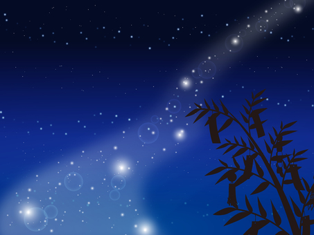 Milky Way background 4