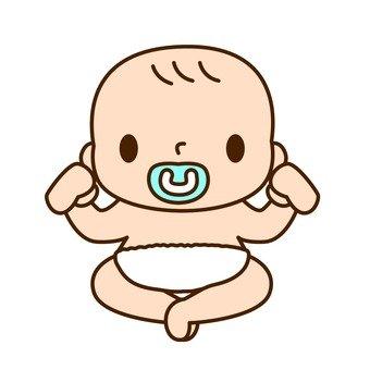 아기 · 젖꼭지 3