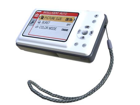 Compact digital camera 03
