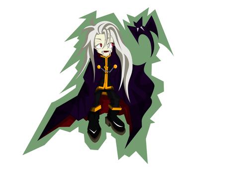 Halloween vampire ver.1