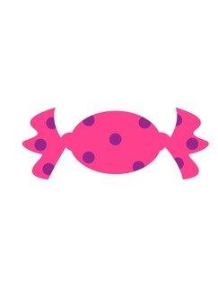 Candy (Pink × Purple)