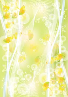 Autumn pattern gingko 23