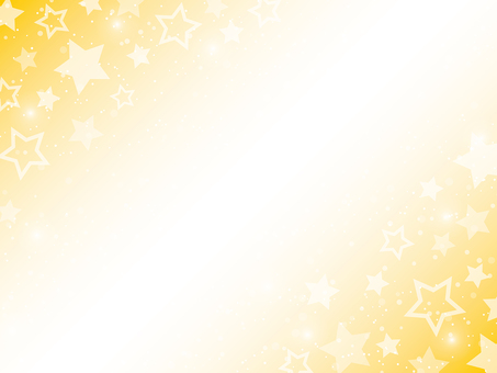 Star background material (yellow)-2