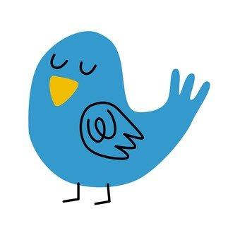 Blue bird 10