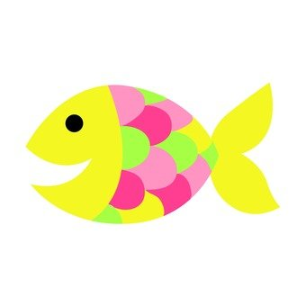 Colorful fish 4