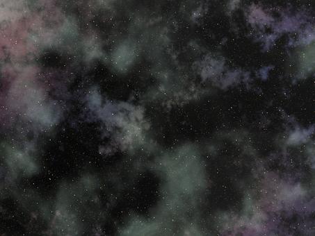 宇宙空間背景