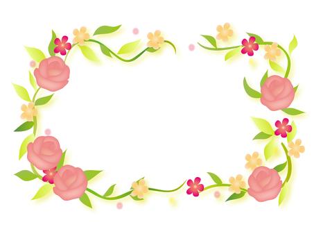 Rose greeting card 1