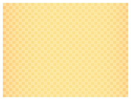 Gold checkered checkered pattern
