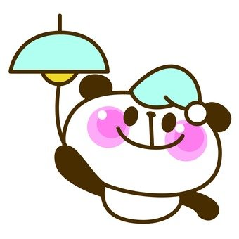 Panda goes off