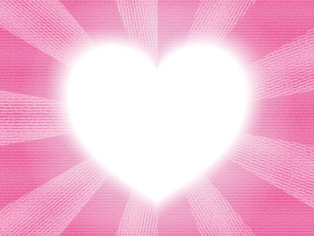 Valentine's Day (17) Heart Rays