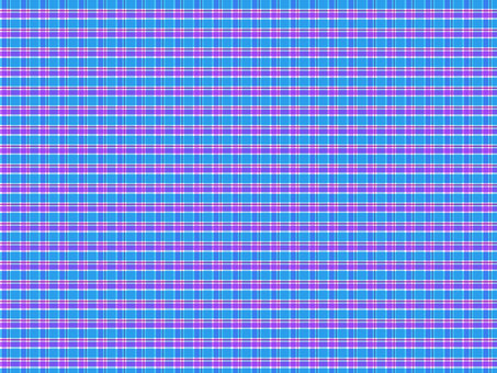 Blue purple check