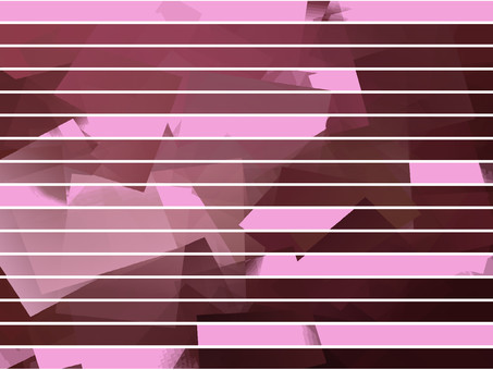 優雅的顏色條紋的引擎顏色和粉紅色