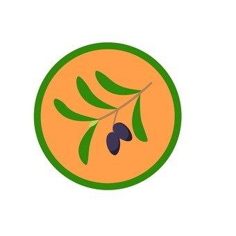 Olive mark