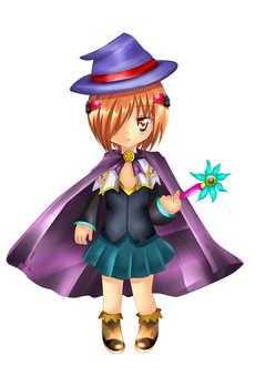 SD Luna chan