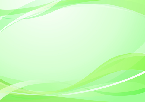 Wind background image Green