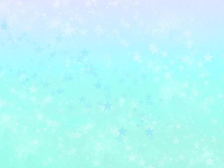 Sparkling star background