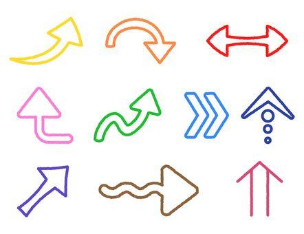Many arrows 5