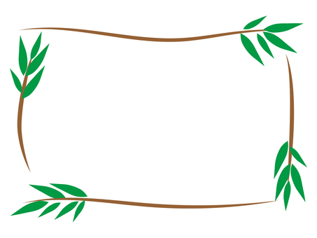 Frame tree leaf b
