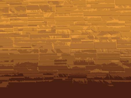 블록 벽지 03