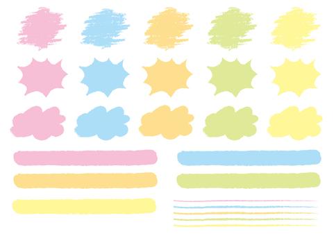 Crayon _ icon 2 _ light color