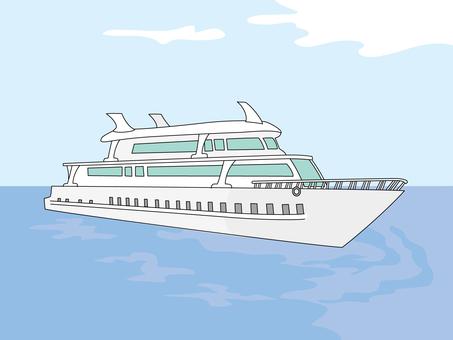 中型客船2