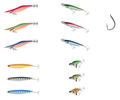 Fishhook Lure