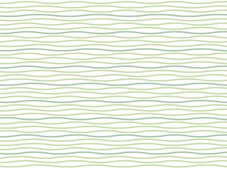 Lamellar stripes (green stripes on white background)