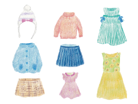 Girls kids clothes