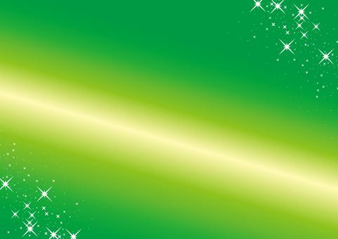 Green sparkling 1