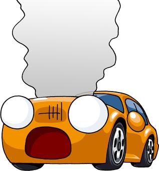 Car life fault