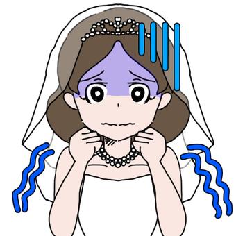 Wedding dress 1 (cold)