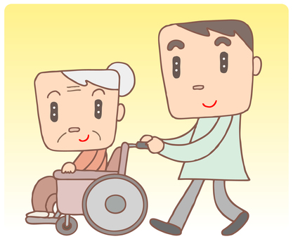 Wheelchair assistance.2
